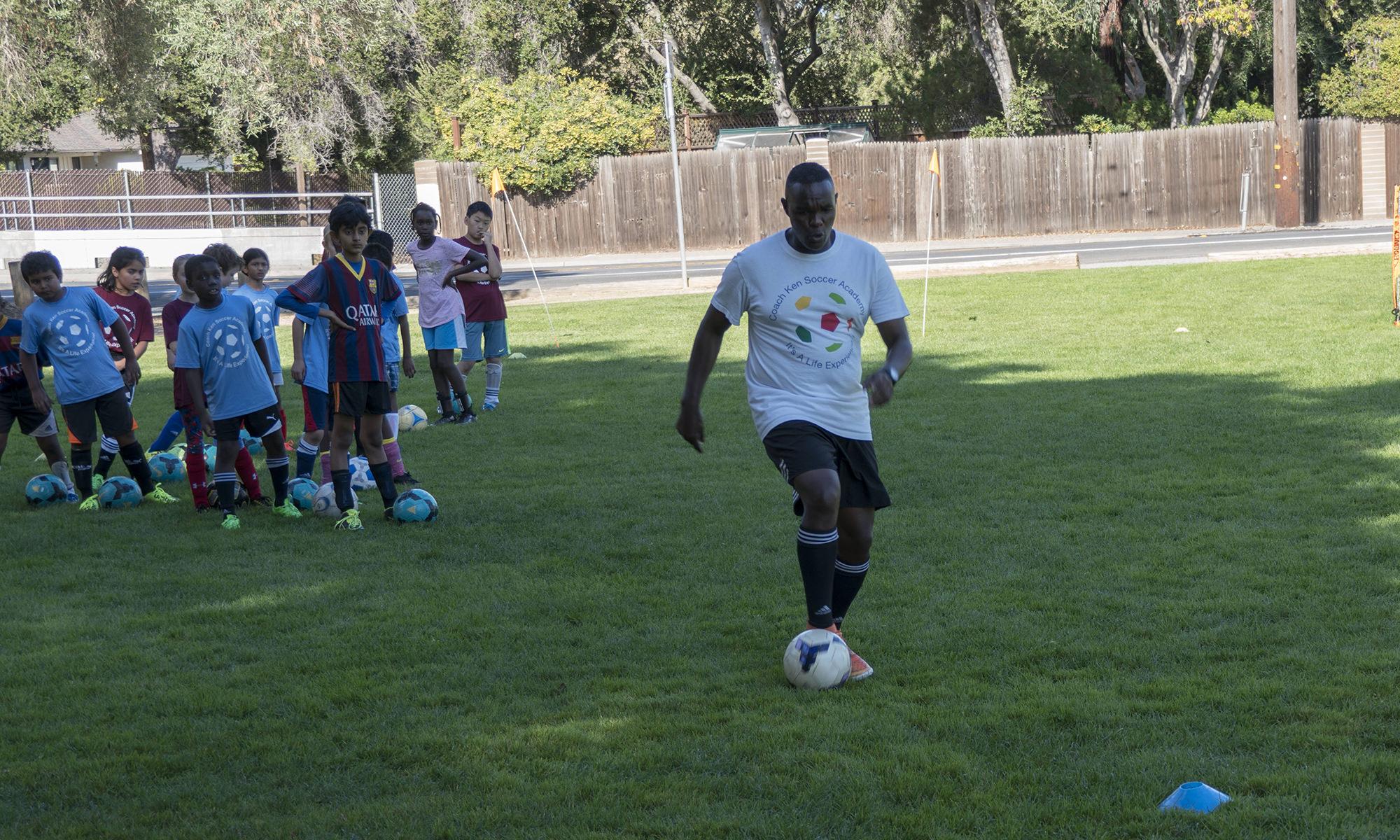 Coach Ken Soccer